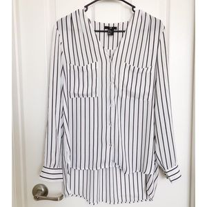 STRIPED BLOUSE!